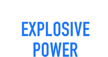 EZONE Explosive power